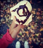 nocciola gelato e nutella