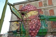 Lisbona posto delle fragole